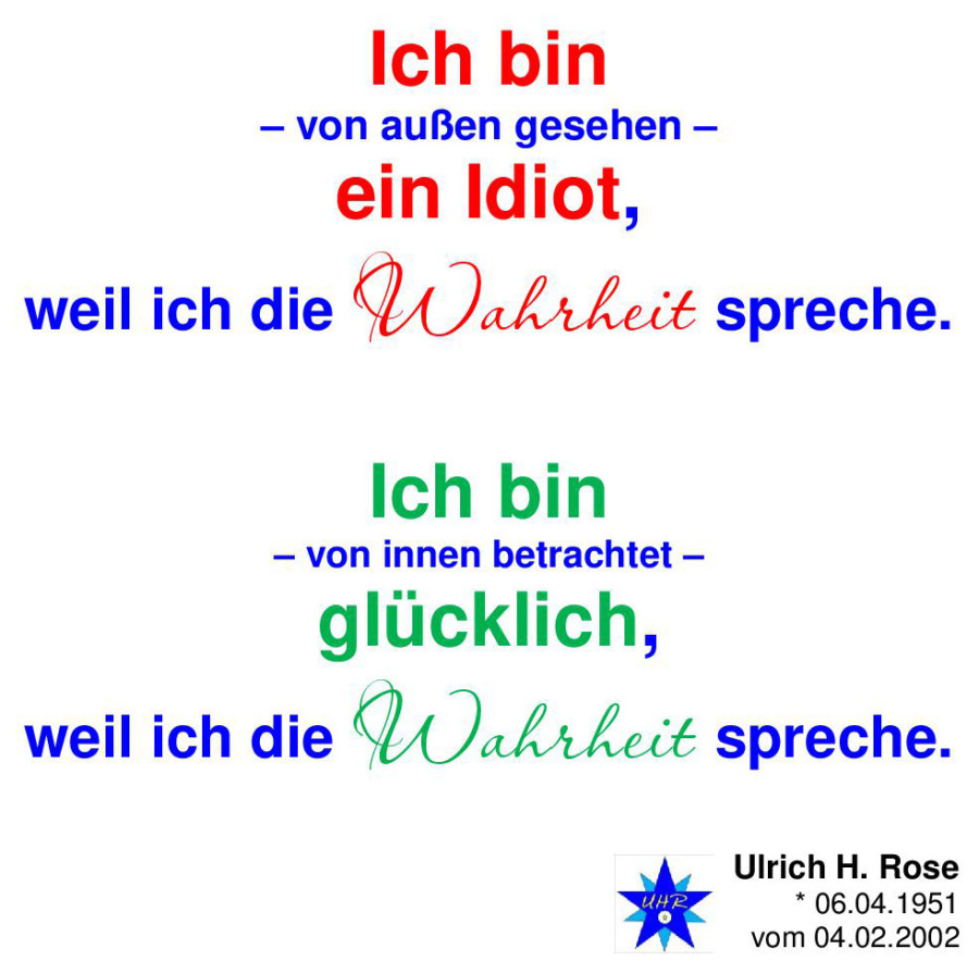 Definition Intelligenz Von Ulrich H Rose Sprüche über Die Wahrheit